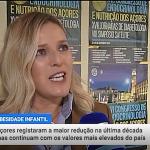 Açores Registam Maior Redução da Prevalência de Obesidade Infantil na Última Década